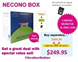 Digital Cameras Best Deals - NECONO BOX MONITOR GROUNDとNECONO DIGITAL CAMERAのスペシャルバリューセット!