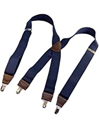 Hold-Up Suspender Co. ACCESSORY メンズ US サイズ: One Size,large カラー: ブルー