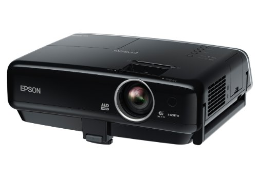 EPSON dreamio ホームプロジェクター MG-850HD WXGA 2,800lm 10w×2スピーカー iPhone/iPod/iPadドック搭載 MG-850HD