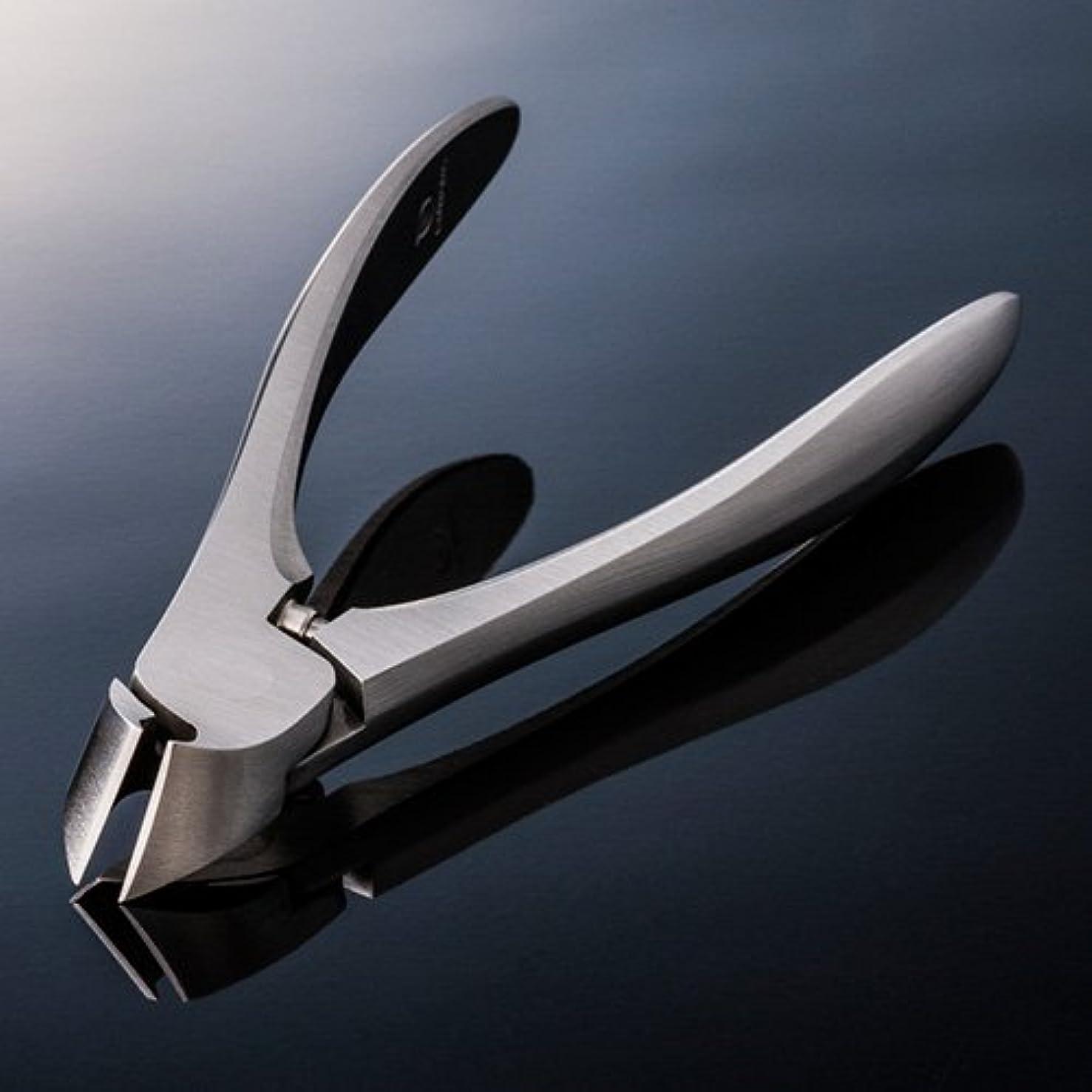 ローブ着る年齢スワダ 爪切り 【クラシック足用】 専用メタルケース+SUWADA製爪やすり付き