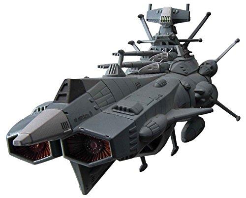コスモフリートスペシャル 宇宙戦艦ヤマト2202 地球連邦アンドロメダ級一番艦アンドロメダ (初回特典付き) 約190mm PVC&ABS製 塗装済み完成品フィギュア