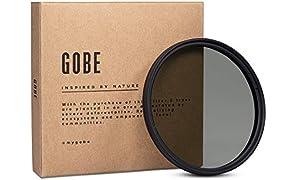Gobe CPL 72mm Japan Optics 16-Layer Multi-Coated Polarized Filter