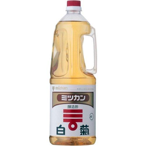 ミツカン 白菊ペットボトル 1.8L