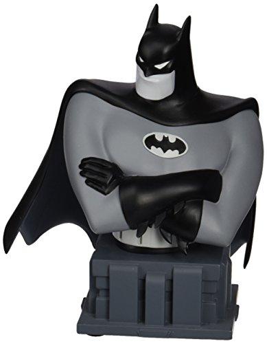 『バットマン アニメイテッド』【DC ミニバスト】バットマン(モノクロ版)[国内限定50体]