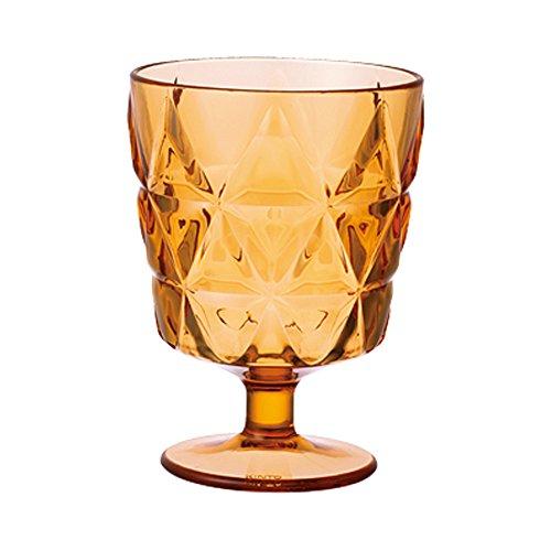 キントー ワイングラス TRIA トリア グラス オレンジ TH メーカー