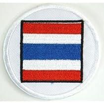 【ノーブランド品】 国 ・ 国旗  アイロンワッペン 刺繍 パッチワッペン