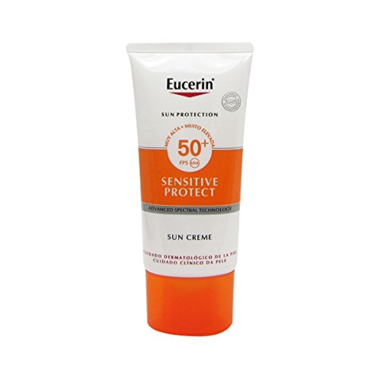 滝ブローホールスクラップブックEucerin Sun Face Cream Dry Skin Spf50 50ml [並行輸入品]