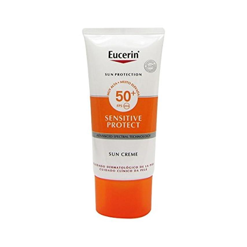 なす豚海洋Eucerin Sun Face Cream Dry Skin Spf50 50ml [並行輸入品]