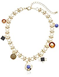 Danielle Nicole Theo Chain Necklace