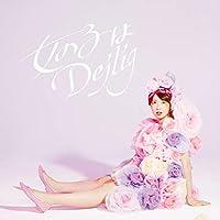 【Amazon.co.jp限定】女の子はDejlig (通常盤) (CD) (Amazon限定特典 : 缶バッジ ~57mm~ 付)