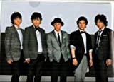 SMAP スマップ 集合 クリアファイル SMAP 2008 super.modern.artistic.performance tour