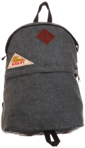 Kelty Flannel Daypack 1832-499-3596: Gray