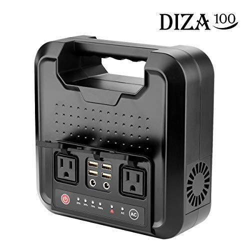 DIZA100 ポータブル電源 正弦波 大容量60000mA...