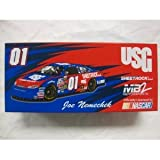 Signed Nascar Joe Nemechek #01 USG Sheetrock MB2 Motorsports '04 LE 1 of 3,120 1:24 Scale Car By チーム Caliber