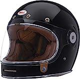 BELL ヘルメット Bullitt 14-19年 現行モデル ソリッドカラー グロス黒/S(55?56cm) [並行輸入品]