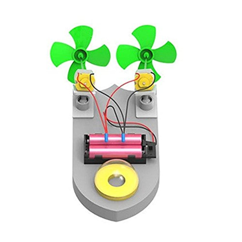 Domybest 汽船玩具 科学実験玩具 科学教育モデル 実験キット 子供 知育玩具 DIYおもちゃ サイエンス実験 小学校 中学校 教授援助 趣味 自由研究 理科 物理 学習 組み立て 科学テクノロジーツール