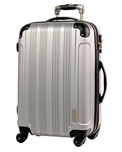 M型 ティア / メッシュQueendom TSAロック搭載 スーツケース キャリーバッグ 中型 (3~5日用)