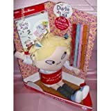 Charlie and Lola - Colour Me Lola with Pens and Card Set Toy