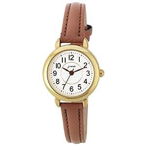 [ジェイ・アクシス]j-axis 腕時計 ファッション AL1315-BR レディース