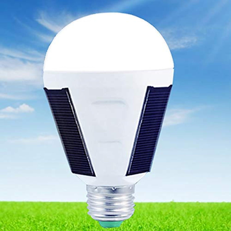 ナチュラ警察来てソーラー緊急電球LEDソーラー統合電球
