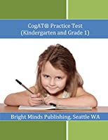 Cogat Practice Test (Kindergarten and Grade 1)
