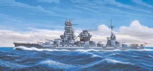 1/700 戦艦 日向 フルハル スペシャル [おもちゃ&ホビー]