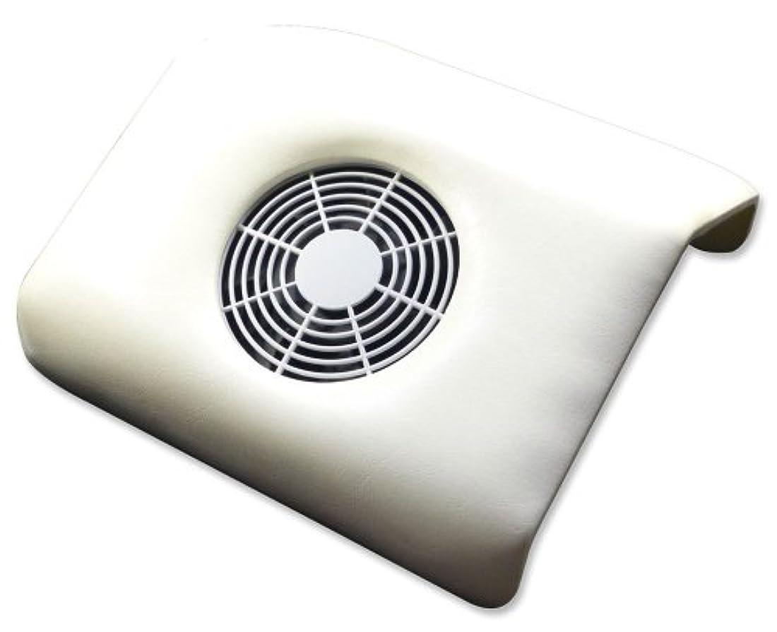 フィット明確にバッジビューティーネイラー ジェルネイル ネイルダストコレクター ラージ DCL-W ホワイト