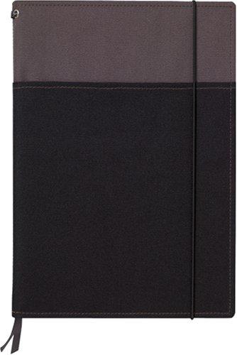 コクヨS&T カバーノート<SYSTEMIC>(システミック) 2冊収容タイプ セミB5 黒 A罫 40枚 ノ-653A-1