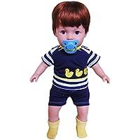 私のブルターニュのTiny Tots Little Boy Baby doll-17インチベビー人形