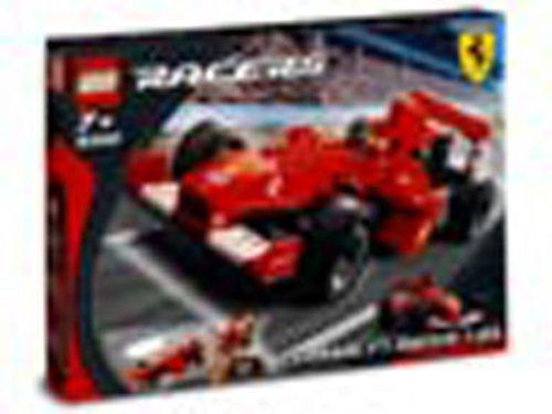 LEGO Racers Ferrari F1 race car 1/24 8362 (japan import) by LEGO [並行輸入品]