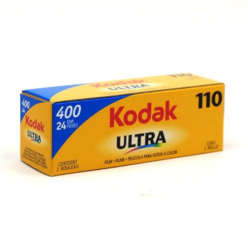 コダック ULTRA 400 110 24枚撮り KODAK ULTRA 110-24(ポケットフィルムISO400カラーネガ) ULTRA110-24
