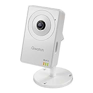 I-O DATA 無線LAN対応ネットワークカメラ 「Qwatch(クウォッチ)」 TS-WLCE