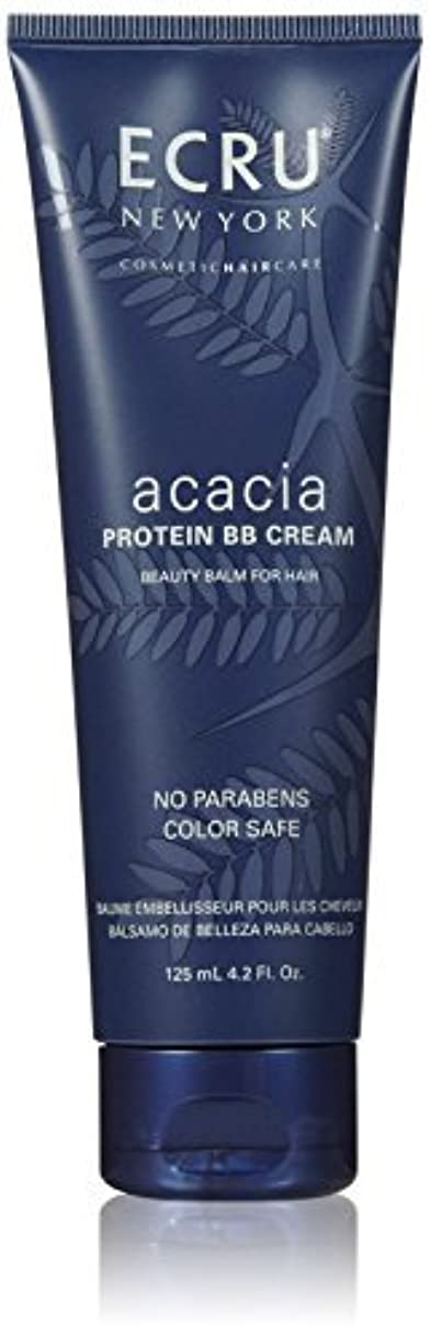 背が高いたらい勤勉Ecru New York Acacia Protein BB Cream 4.2 fl. oz. [並行輸入品]