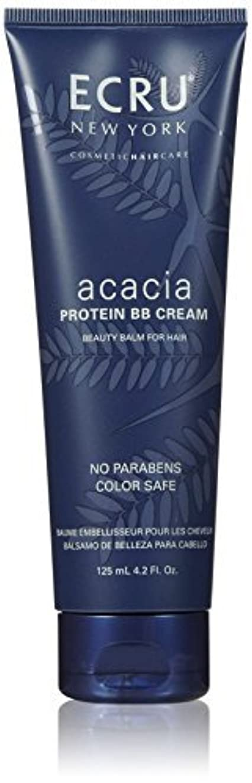 原油予測コースEcru New York Acacia Protein BB Cream 4.2 fl. oz. [並行輸入品]