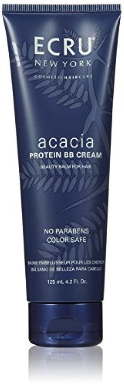 侵入するそれるスープEcru New York Acacia Protein BB Cream 4.2 fl. oz. [並行輸入品]