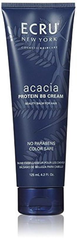 可能性影絶縁するEcru New York Acacia Protein BB Cream 4.2 fl. oz. [並行輸入品]