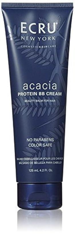 しっとり寝る論争Ecru New York Acacia Protein BB Cream 4.2 fl. oz. [並行輸入品]