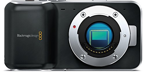 Blackmagic Design シネマカメラ Blackmagic Pocket Cinema Camera マイクロフォーサーズマウント フルHD対...
