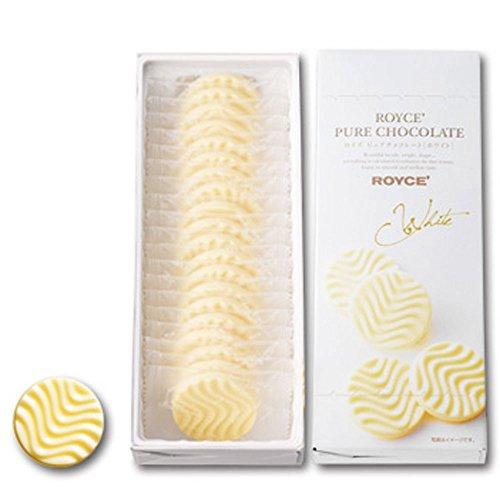 ROYCE (ロイズ) ピュアチョコレート [ホワイト] 20枚入り