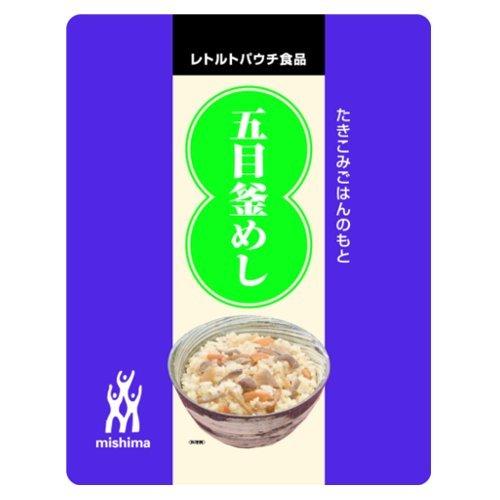 三島食品 炊き込み五目釜めし 1Kg
