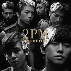 2PM「Falling in love」のジャケット画像