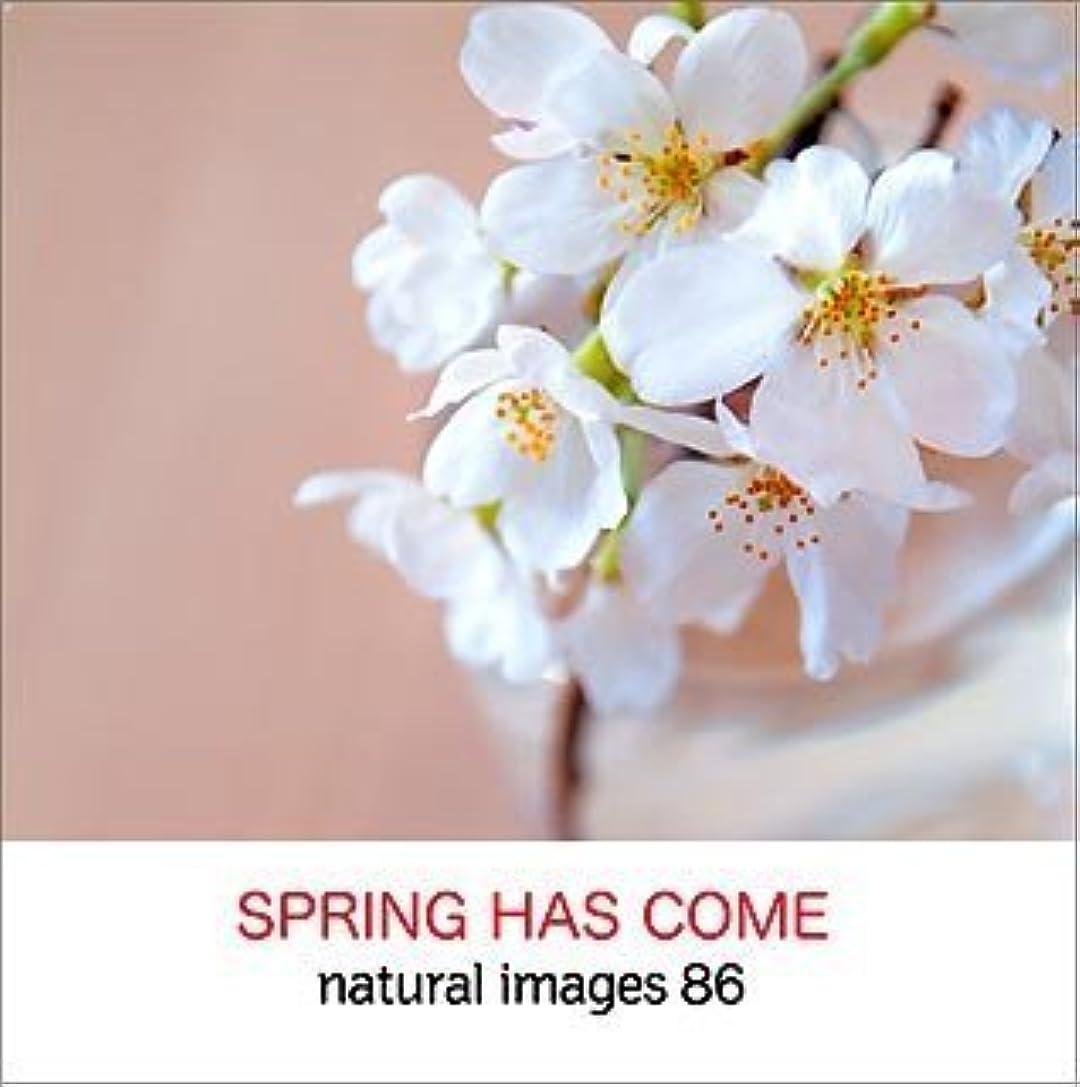 強打繰り返すきれいにnatural images Vol.86 SPRING HAS COME