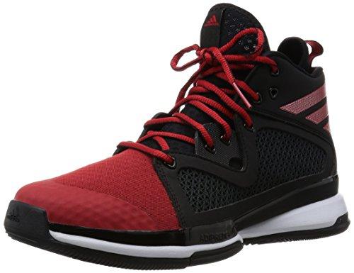 [アディダス] adidas バスケットボールシューズ アディゼロ PG AQ8474 AQ8474 (コアブラック/スカーレット/ランニングホワイト/28.0)