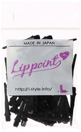 L-style チップ Lip point ブラック 50本入り