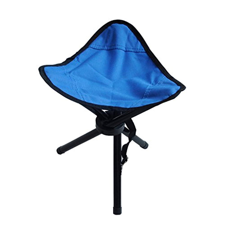 ボス現金広く屋外折りたたみ椅子ポータブル三脚スツール屋外釣りスツール