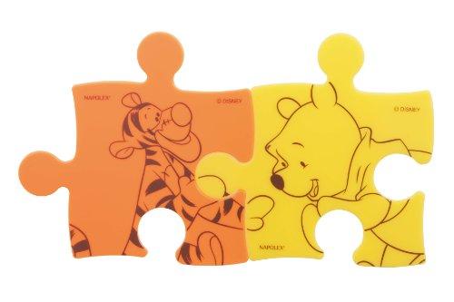 ナポレックス 車用すべり止めシート ディズニー・カーグッズ ノンスリップマット Pooh・ティガー 汎用 PH-161
