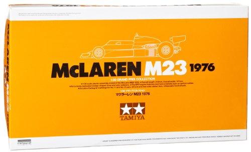 タミヤ 1/20 グランプリコレクション No.62 マクラーレン M23 1976