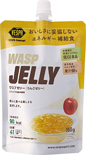 VESPA SPORTS(ヴェスパスポーツ) WASP JELLY 160g