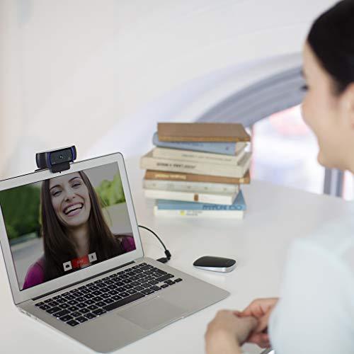 『ロジクール ウェブカメラ C920r ブラック フルHD 1080P ウェブカム ストリーミング 国内正規品 2年間メーカー保証』の1枚目の画像