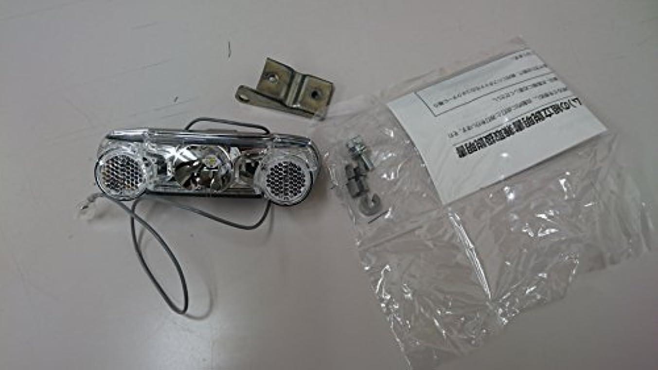 問題空洞比類なきHL230 シングルパワー点灯虫 ランプ J1端子 ブリヂストンBRIDGESTONE (ハブダイナモ用ランプヘッド)